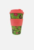 Ecoffee Cup - Widdlebirdy ecoffee cup travel mug 400ml