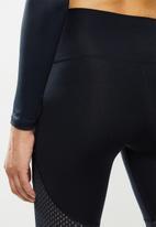 Fitgymwear - Rebel skinny - black