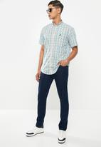POLO - Amel check weekender shirt - multi