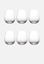 Maxwell & Williams - Vino Stemless White Wine Set of 6 - 400ml