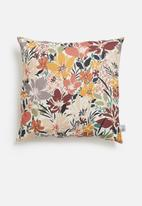 Sixth Floor - Carnival cushion cover - multi