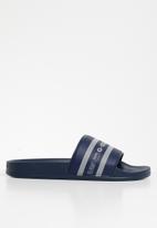 G-Star RAW - Cart slide iv - imperial blue/ slab grey