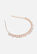 Cotton On - Headband- luxe - pink