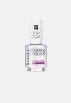 Rimmel - Finishing Touch Ultra Shine Top Coat