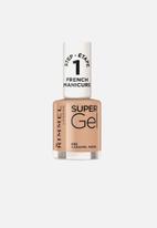 Rimmel - Super Gel French Manicure - Caramel Nude