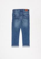 POLO - Boys duncan slim fit jean - medium wash