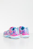 Skechers - Jumpin jams - pink & blue
