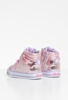 Skechers - Shuffles-doily dance - pink & purple