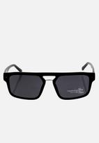 CALVIN KLEIN JEANS - Calvin klein jeans navigator sunglasses  - matte black