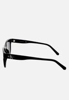 CALVIN KLEIN JEANS - Calvin klein jeans rectangle sunglasses - black