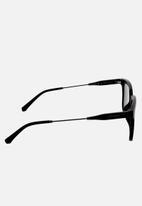 CALVIN KLEIN JEANS - Calvin klein jeans rectangle sunglasses - matte black