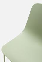 Sixth Floor - Perry dining chair - seafoam