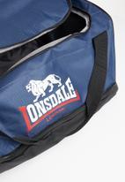 Lonsdale - Travel bag - blue & black