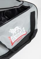 Lonsdale - Travel bag - black & grey