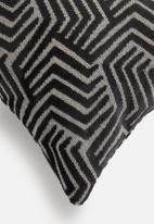 Hertex Fabrics - Apex cushion cover - tourmalline