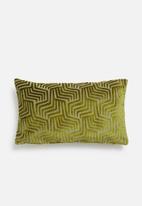 Hertex Fabrics - Apex cushion cover - brilliant