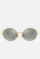 Ray-Ban - Ray-ban  sunglasses  - photo grey mirror grey