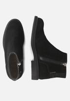 G-Star RAW - Garber zip boot - black