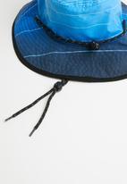 Billabong  - Boys division reversible hat - blue/black