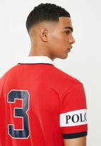POLO - Odin fashion 1up custom fit golfer - red