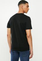 Alpha Industries - Alpha a basic tee - black