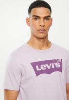 Levi's® - Housemark graphic tee - purple