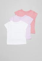 POP CANDY - Girls 3 pack tees - multi