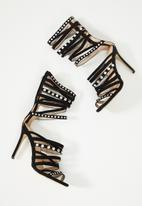Public Desire - Iron heel - black