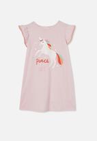 Cotton On - Katie flutter nightie - pink
