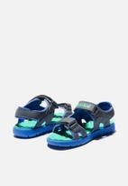 Timberland - Perkins row 2 strap - blue