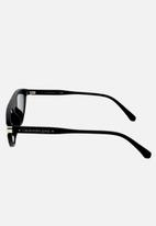 CALVIN KLEIN JEANS - Calvin klein jeans cat eye sunglasses - matte black