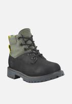 Timberland - 6 in treadlight wp boot - black