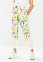 Sissy Boy - Fleur printed trackpants - multi