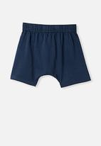 Cotton On - Mikko short - navy