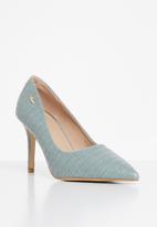 Plum - Golda court - blue