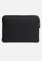 Typo - 13 inch laptop sleeve - black