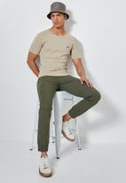 Superbalist - Cade slim jogger - khaki green