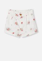 Cotton On - Cassidy short - vanilla
