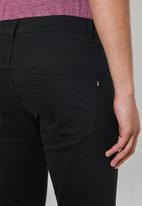 Superbalist - Cade slim jogger - black