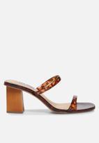 Steve Madden - Honey heel - brown