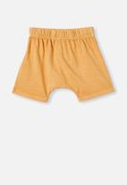Cotton On - Mikko short - orange