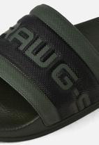 G-Star RAW - Cart slide iii - combat & black