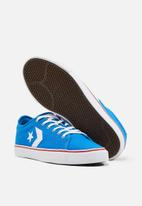 Converse - Converse star replay locals only m ox - totally blue/white