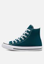 Converse - Ctas seasonal color l hi - midnight turq