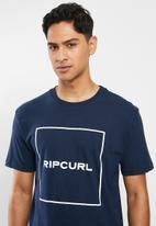 Rip Curl - Swc bold 10m tee - navy