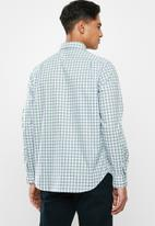 Nautica - Verdant plaid shirt - multi