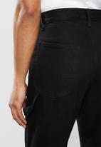 Lee  - Boss of the road jeans - black