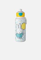 Mepal - Mepal campus pop-up drinking bottle 400ml - miffy confetti