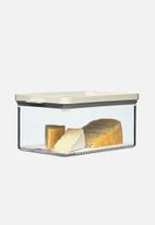 Mepal - Mepal Omnia Cheese Fridge Box - Nordic White