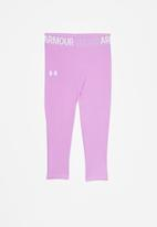 Under Armour - Armour ankle crop - purple